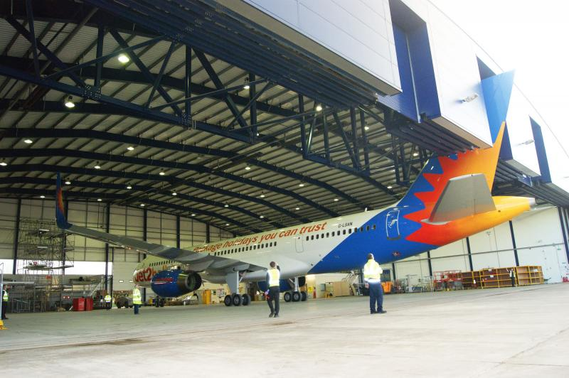 Jet2 Leeds Bradford Airport