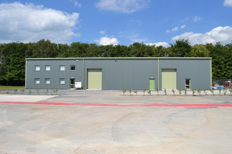 New Build Industrial / Office Unit Pocklington York