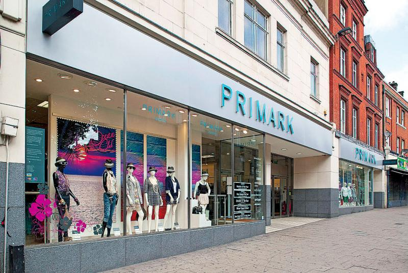Primark Store Refurbishments